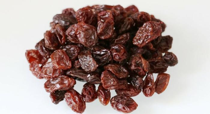 consommation de fruits séchés tension artérielle basse