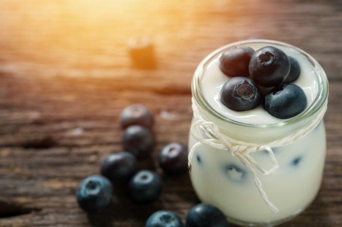 consommation de yaourt tension artérielle basse