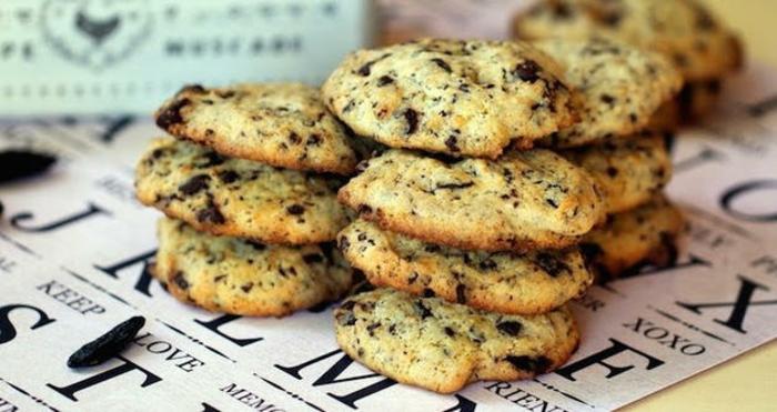 cookies recette avec fève tonka