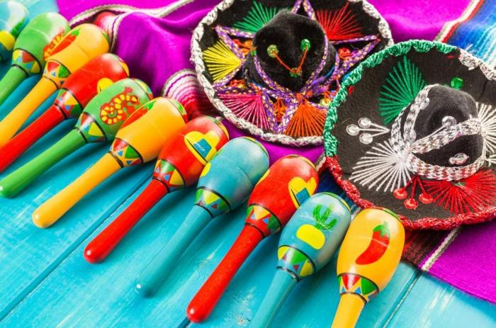 décoration mexicaine idée pour une touche festive