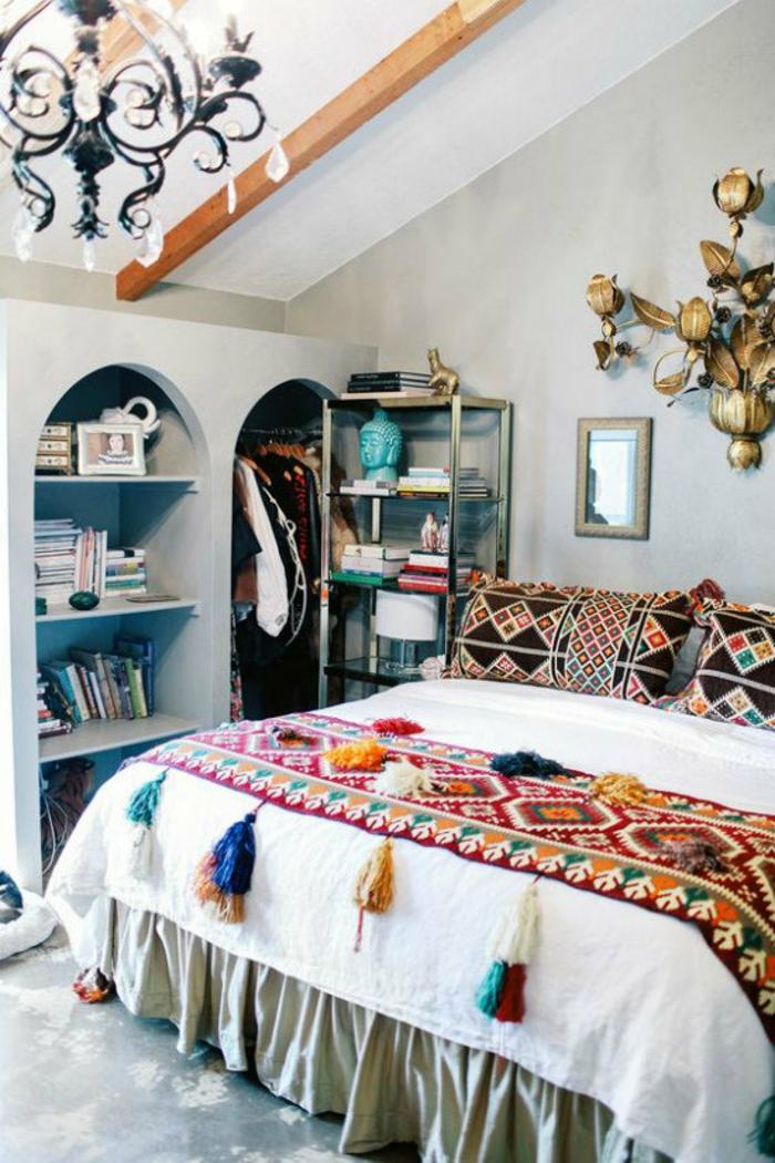 décoration mexicaine idée pour votre chambre