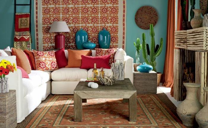 décoration mexicaine pour votre salon