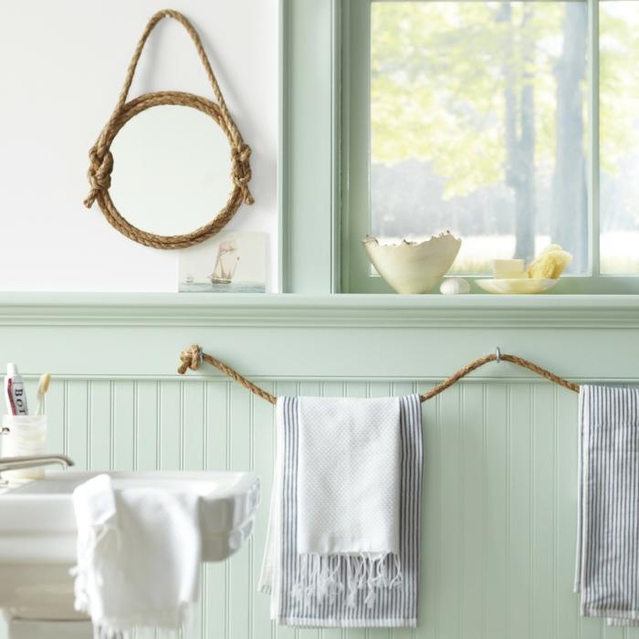 diy miroir id es cr atives pour une d co unique. Black Bedroom Furniture Sets. Home Design Ideas
