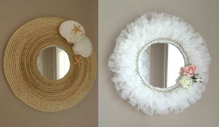 diy miroir isnpirations