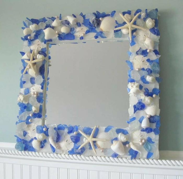 diy miroir style bord de mer