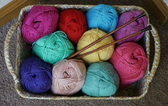fils à tricoter coton tricothérapie