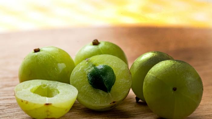 fruit amalaki poudre d' amla