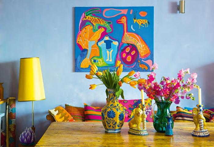 idée de décoration mexicaine