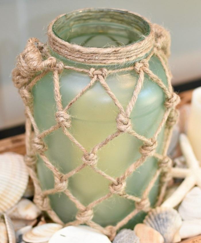idée originale de lanterne jardin