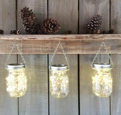 la lanterne jardin inspirations diy d 39 clairage original. Black Bedroom Furniture Sets. Home Design Ideas