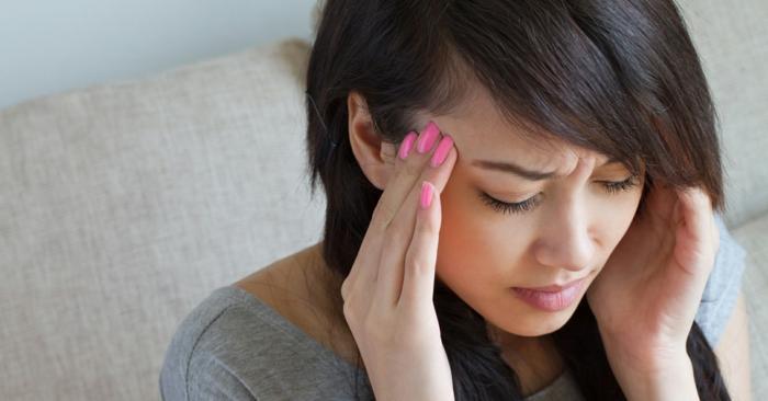 mal à la tête tension artérielle basse