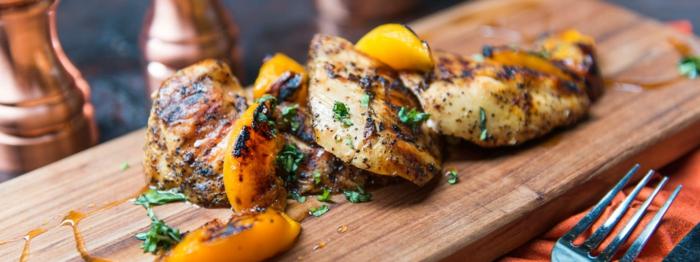 marinade poulet barbecue été