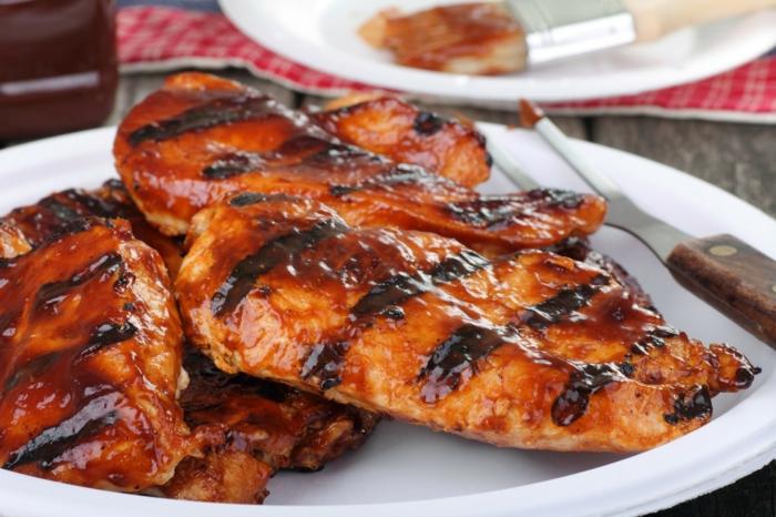 marinade poulet barbecue comment préparer
