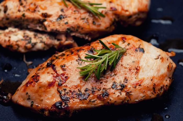marinade poulet barbecue filets de poulet