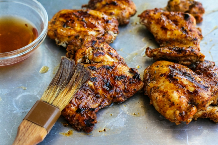 marinade poulet barbecue