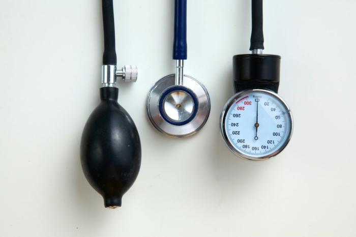 mesures contre la tension artérielle basse