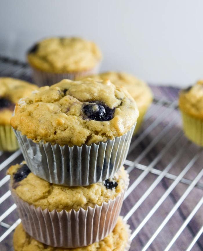 muffins vegan jus de pois chiche
