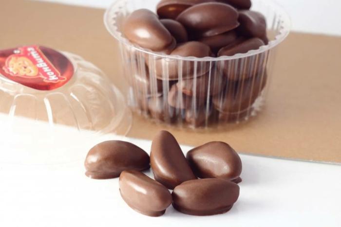 noix du brésil au chocolat