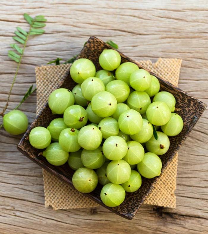poudre d' amla fruits