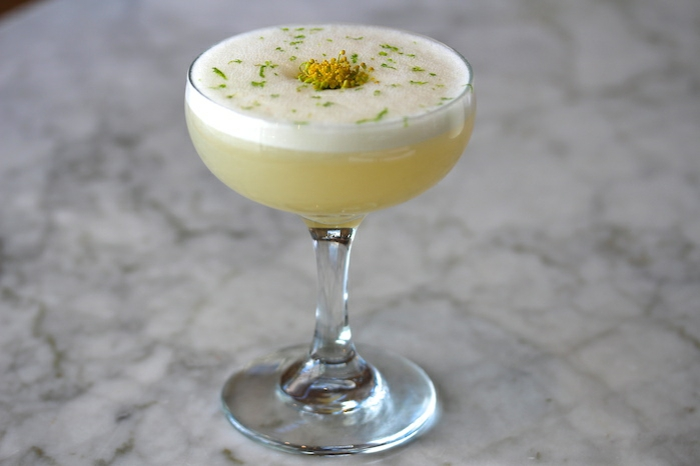 recette cocktail jus de pois chiche