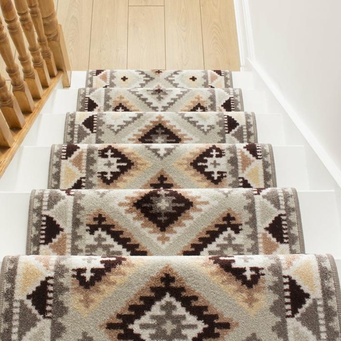 tapis berbère déco escalier
