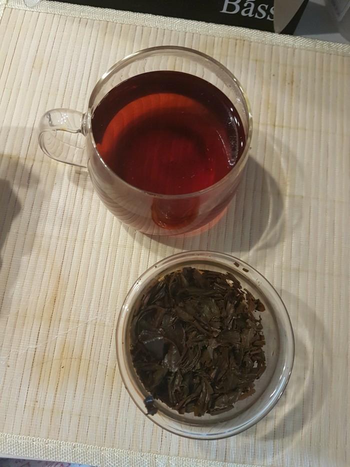thé noir anti-puceron naturel