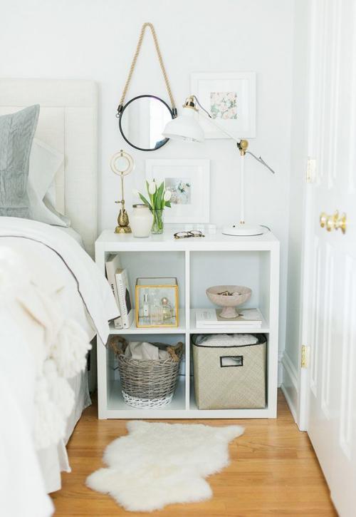 étagères Ikea Kallax petite étagère sympa