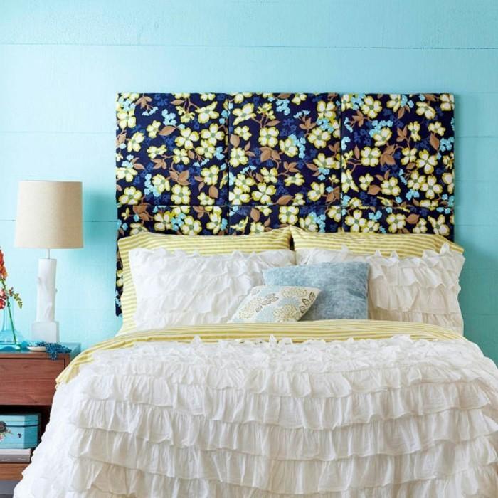 Idées cadres de lit belle tête de lit