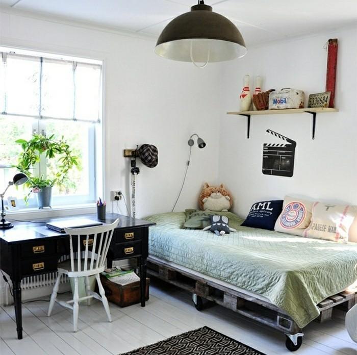 Idées cadres de lit espace étudiant