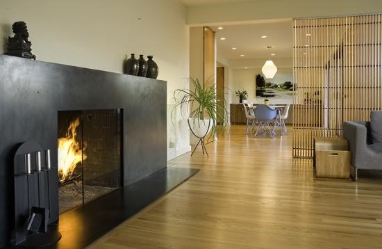 Idées pour décoration design du salon moderne ambiance chaleureuse