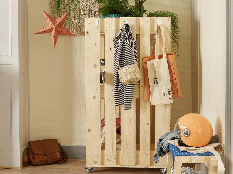 meubles de jardin en palettes id es pour le confort l. Black Bedroom Furniture Sets. Home Design Ideas