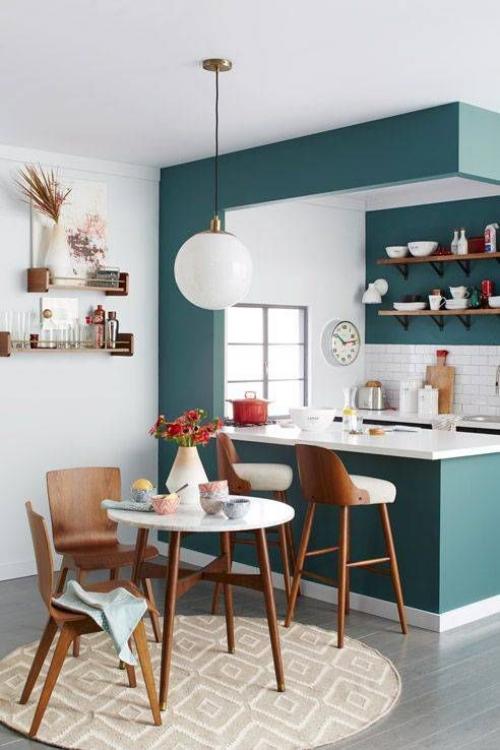 aménagement petit espace petit coin cuisine