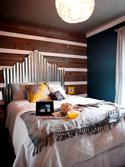 aménagement petit espace petite chambre à coucher