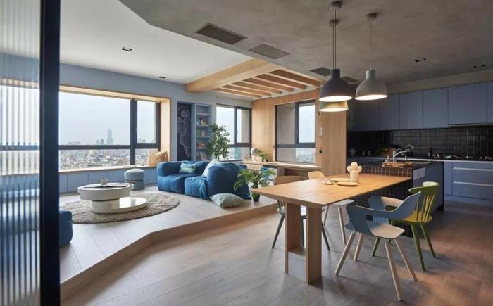 appartement design rangement konmari