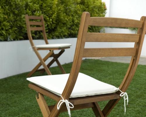 chaises de jardin bien confortables