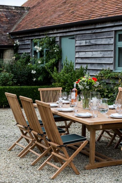 chaises de jardin dossier long