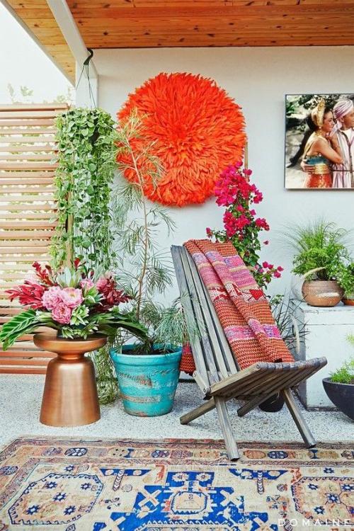 chaises de jardin type chaise-longue