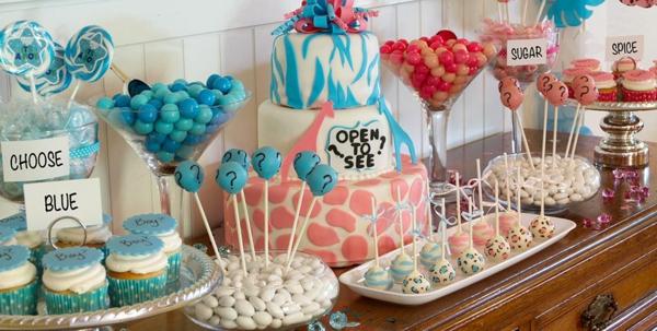 créer une décoration baby shower