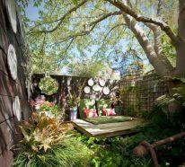 Déco petit jardin : de la tendance à la personnalisation