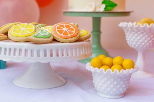 décoration baby shower gpateaux thématiques