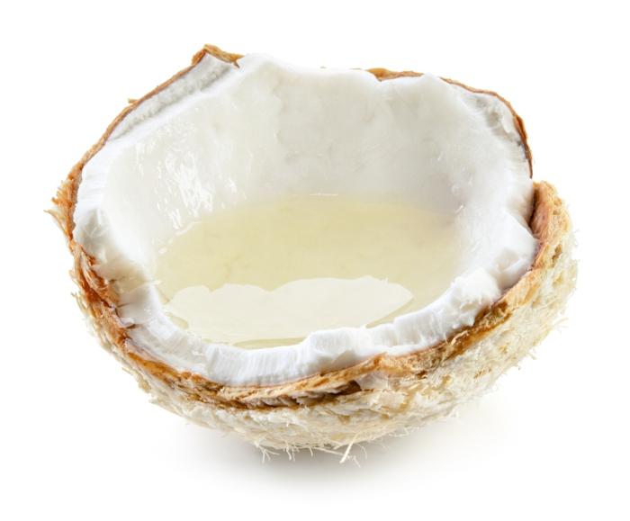 déodorant naturel maison huile de noix de coco