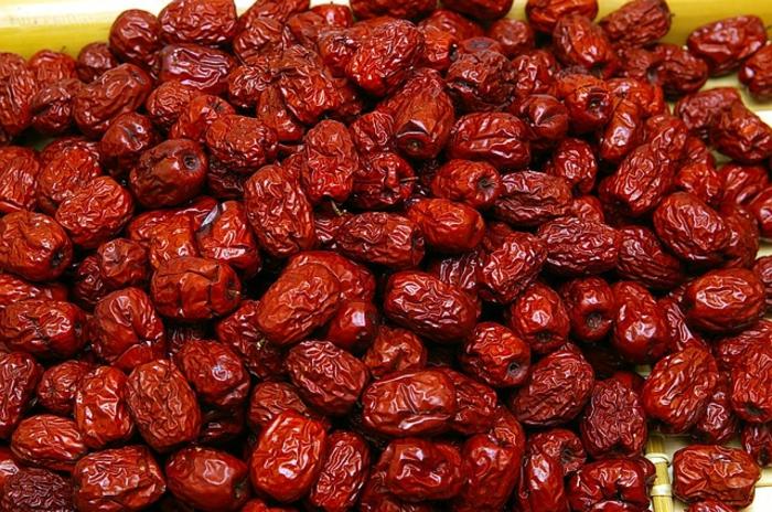 fruits jujubes arbre jujubier