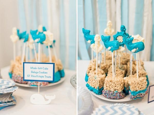 gâteaux originaux décoration baby shower