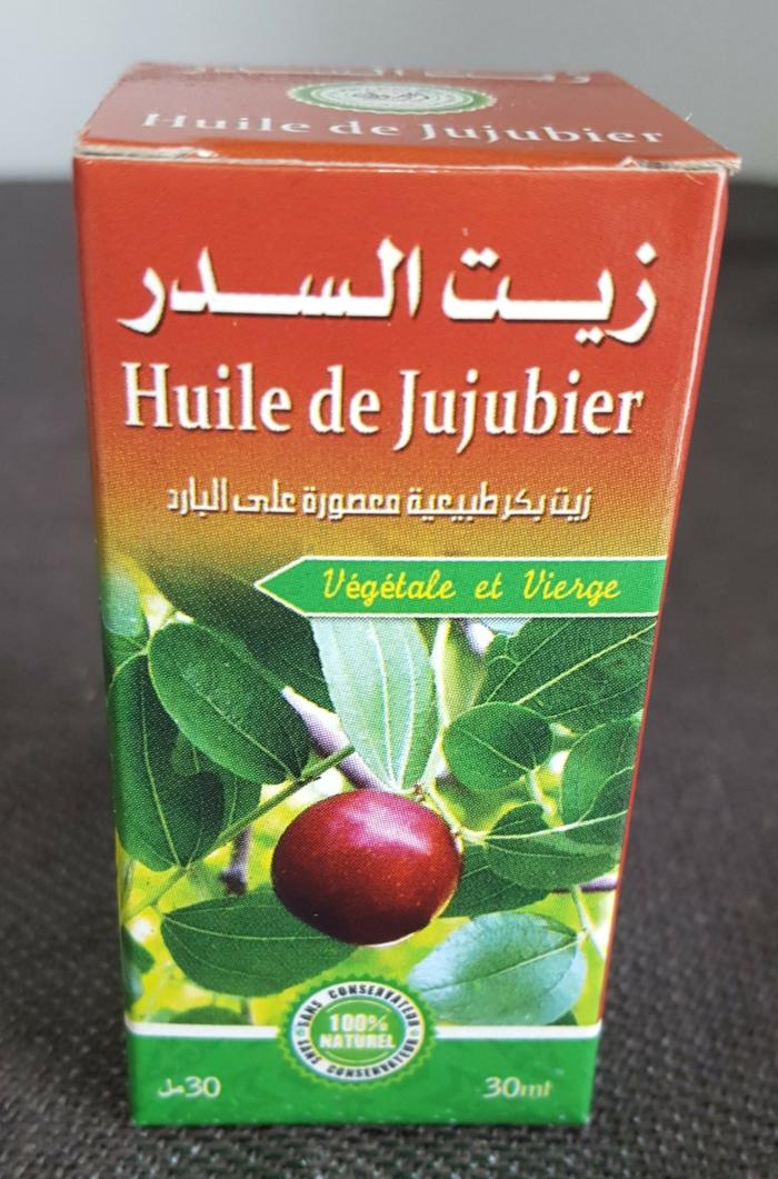 huile de jujubier naturel