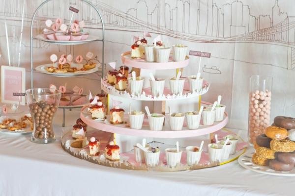 idée party prénatal décoration baby shower