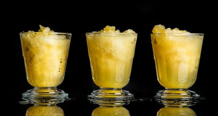 idée recette de bourbon sluchie