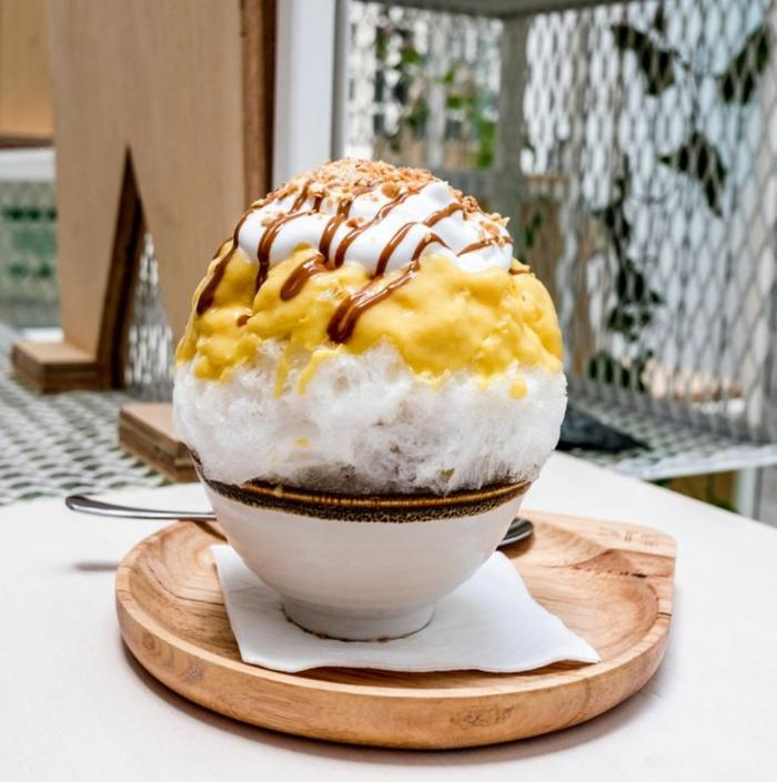 kakigori dessert délicieux japonais