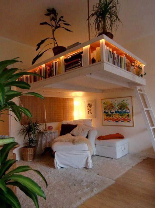 lit pour petit espace lit mezzanine