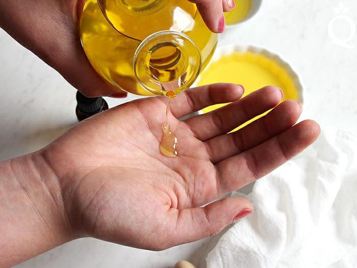 massage oliban huile d'encens