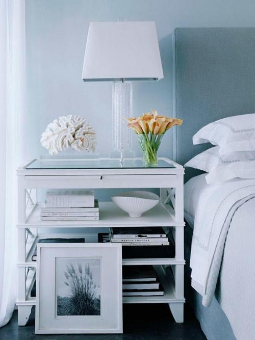 meubles de chambre étagère élégante